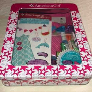 American Girl Crafts Sewing Kit